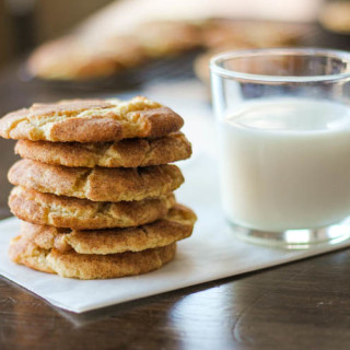 Our Favorite Snickerdoodle Cookies